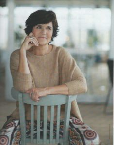 Interview with Lisette in Margriet